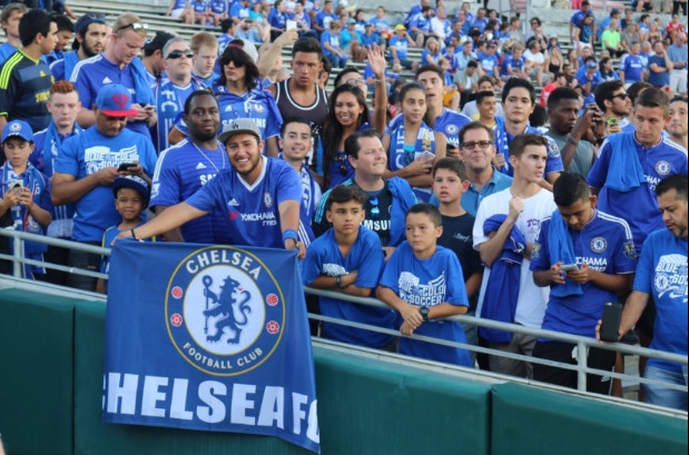 Chelsea vs Liverpool (1-0): Fabregas nhan the do truc tiep hinh anh 3
