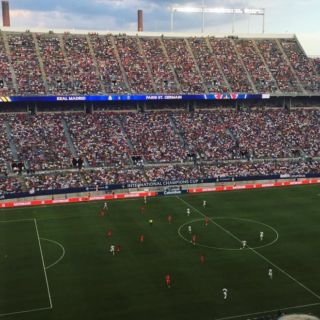 Real Madrid vs PSG (1-3): Zidane trao co hoi cho con trai hinh anh 8