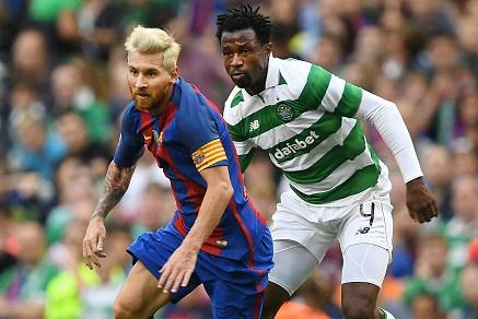 Messi, Suarez da chinh, Barcelona danh bai Celtic 3-1 hinh anh