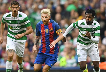 Highlights Celtic 1-3 Barcelona hinh anh