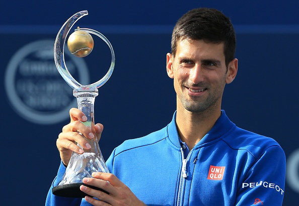 Djokovic can moc ky luc moi sau chuc vo dich Rogers Cup hinh anh
