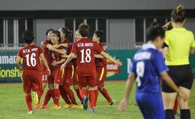 Viet Nam vs Thai Lan (1-1, Pen: 5-6): That bai tuc tuoi hinh anh 1