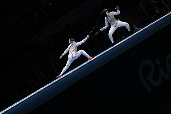 Doan TTVN tai Olympic anh 5