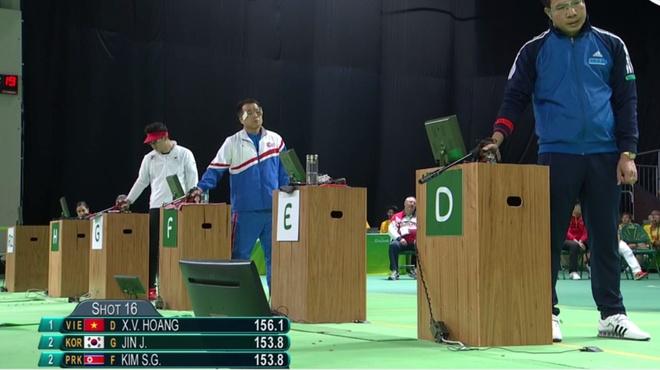 Doan TTVN tai Olympic anh 23