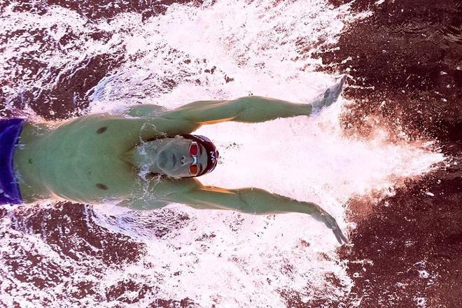 Khoanh khac dep cua Michael Phelps o Olympic 2016 hinh anh