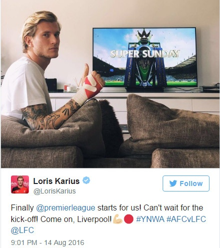 Arsenal vs Liverpool (3-4): Ruot duoi hap dan hinh anh 8