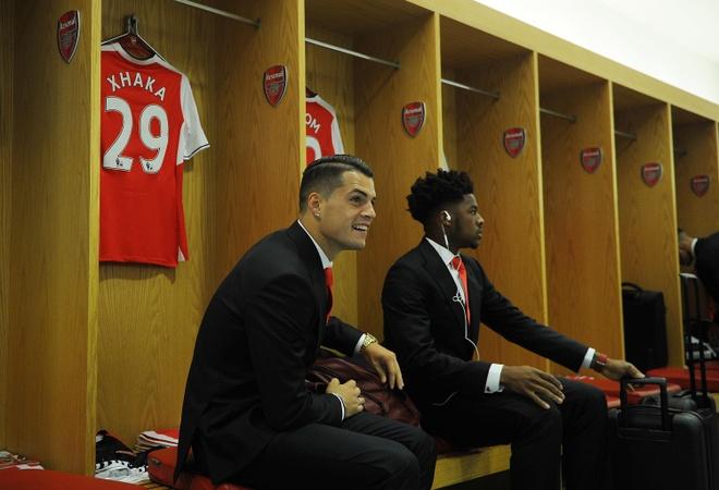 Arsenal vs Liverpool (3-4): Ruot duoi hap dan hinh anh 10
