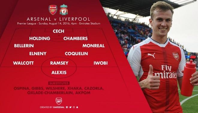 Arsenal vs Liverpool (3-4): Ruot duoi hap dan hinh anh 2