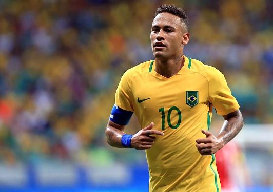 Neymar sut phat dang cap, Brazil gianh ve vao ban ket hinh anh 2