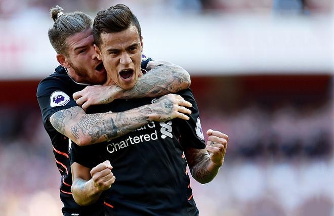 Arsenal vs Liverpool (3-4): Ruot duoi hap dan hinh anh