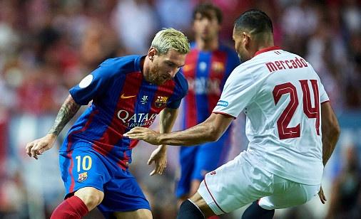 Highlights: Barcelona 2-0 Sevilla hinh anh