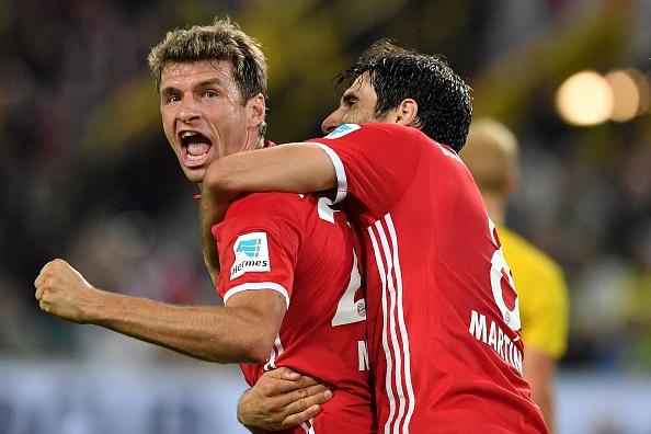 Highlights: Bayern 2-0 Dortmund hinh anh