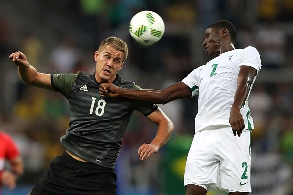 Highlights U23 Duc 2-0 U23 Nigeria hinh anh