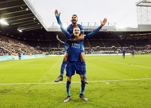 Giu Mahrez, Vardy la sai lam te hai cua Leicester hinh anh 1