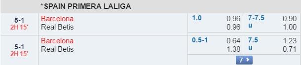 Messi, Suarez thi nhau ghi ban, Barca thang dam Betis 6-2 hinh anh 9