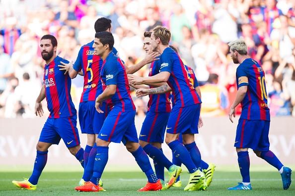 Messi, Suarez thi nhau ghi ban, Barca thang dam Betis 6-2 hinh anh 10