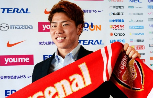 Chuyen nhuong 22/8: Arsenal khong the dung tan binh Nhat Ban hinh anh