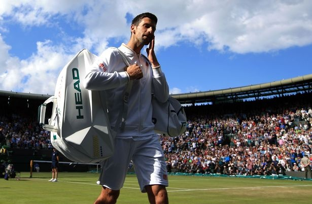 Djokovic tiet lo nguyen nhan thua soc tai Wimbledon hinh anh 1