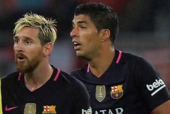 Messi, Suarez kem duyen, Barca suyt mat diem tai xu Basque hinh anh