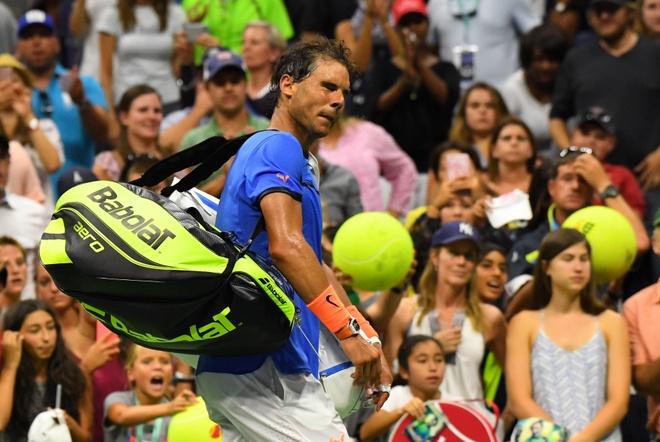 Nadal chia tay US Open sau 5 set cang thang hinh anh 1