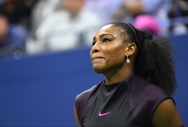 Serena Williams thua soc anh 1