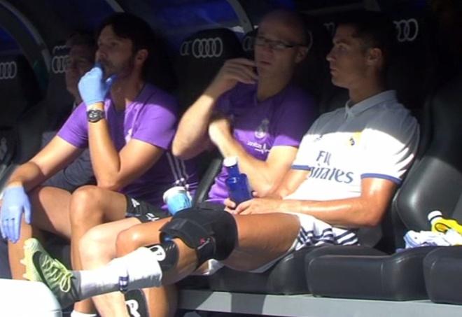 Ronaldo khai nong ngay tro lai, Real thang dam 5-2 hinh anh 14