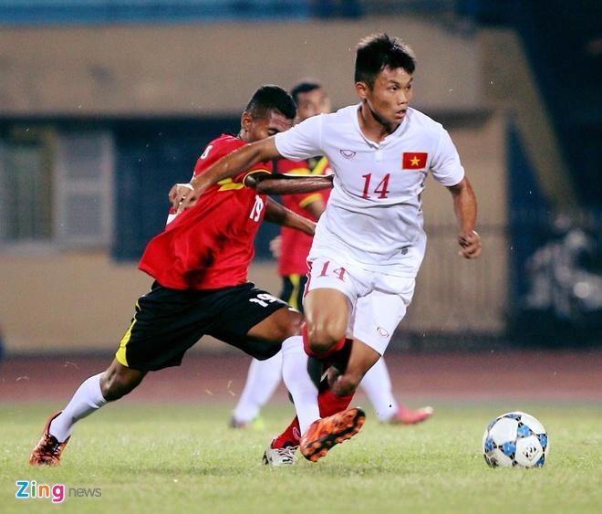 Thang dam U19 Timor Leste, U19 Viet Nam len dau bang hinh anh 6