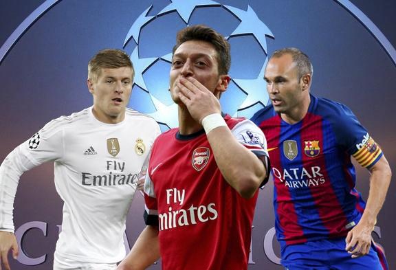 11 tien ve dang xem nhat Champions League mua nay hinh anh