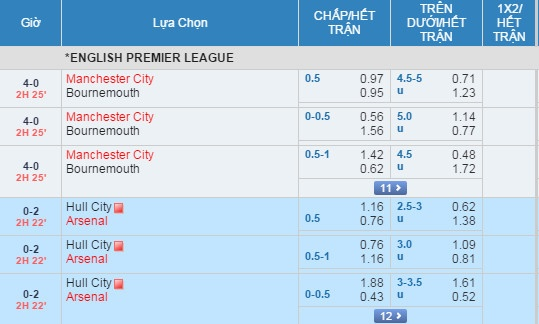 Man City vs Bournemouth anh 15