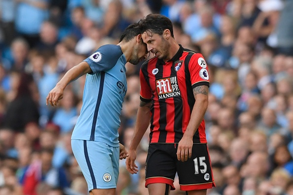 Man City vs Bournemouth anh 17