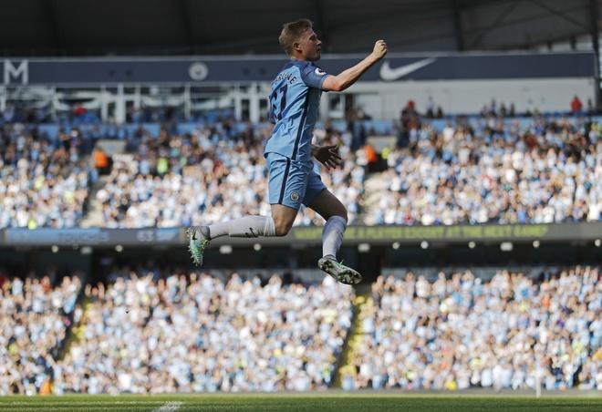 Man City vs Bournemouth anh 10