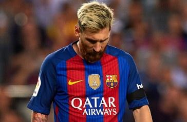 Messi chan thuong, Barca de Atletico cam hoa tai Nou Camp hinh anh