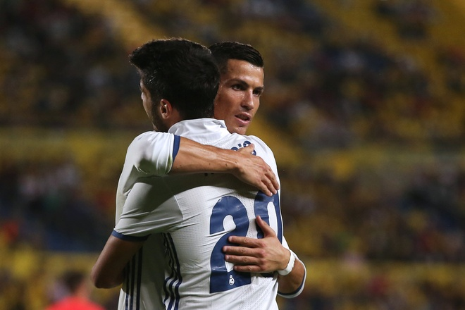 Ronaldo phan ung khi bi thay ra, Real lai mat diem hinh anh 8