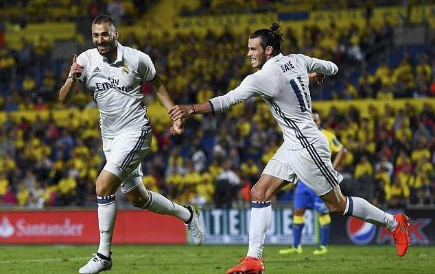Ronaldo phan ung khi bi thay ra, Real lai mat diem hinh anh 10