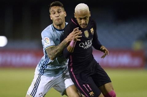 Highlights Celta Vigo 4-3 Barcelona hinh anh