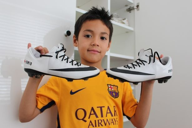 Nhung sao nhi duoc vi nhu truyen nhan cua Messi, Neymar hinh anh 6
