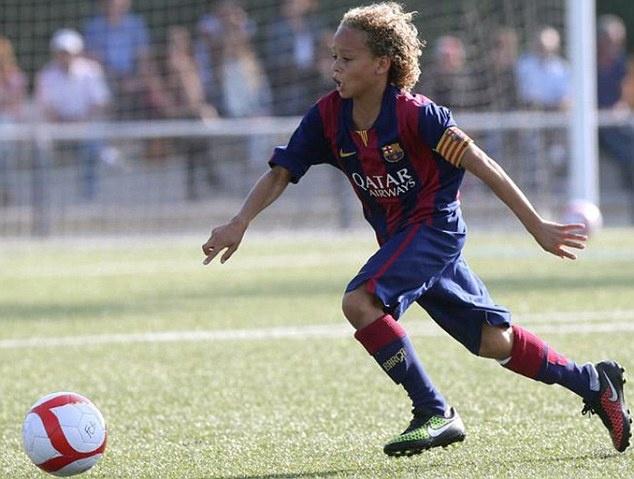 Truyen nhan cua Messi,  Neymar anh 3