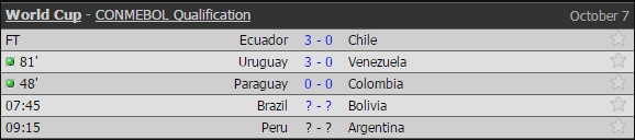 Brazil vs Bolivia anh 14