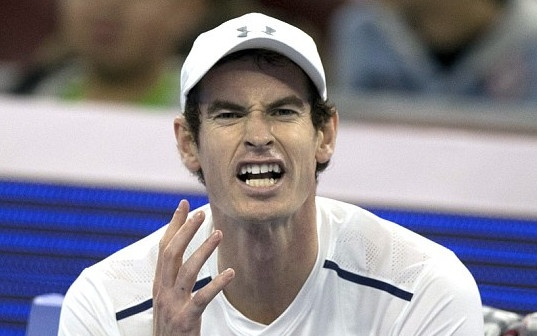Murray tuc gian vi bi lo chien thuat o chung ket China Open hinh anh