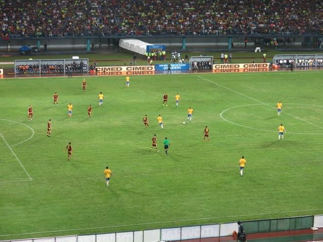 Venezuela vs Brazil anh 16