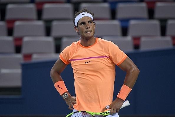 Nadal bi loai ngay tran ra quan tai Shanghai Masters hinh anh