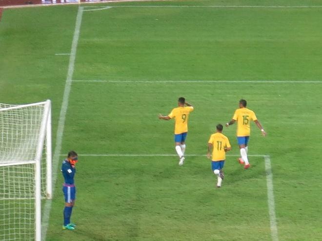 Venezuela vs Brazil anh 13