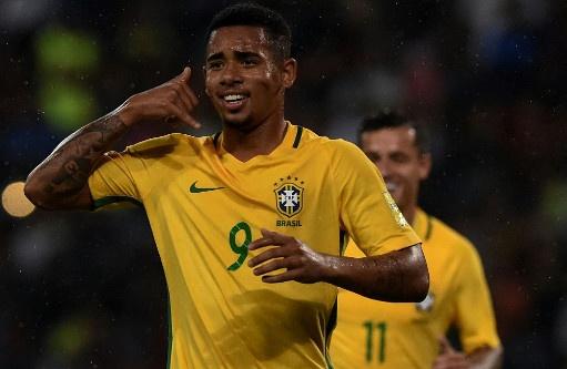 Brazil ha Venezuela o tran cau gap su co mat dien hinh anh
