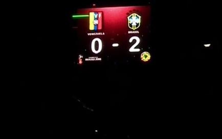 Venezuela vs Brazil anh 1