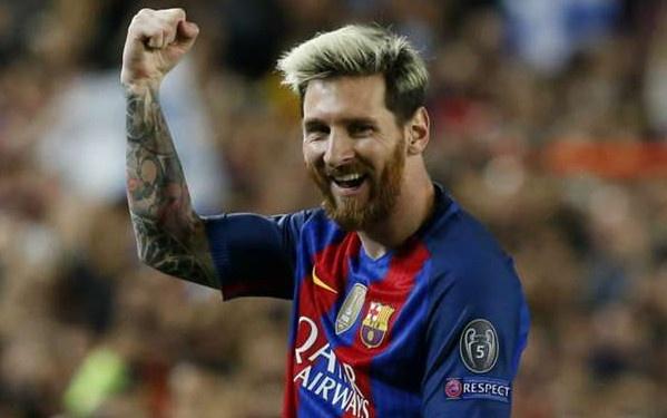 Messi lap cu dup, Barcelona thang kich tinh Valencia hinh anh 3