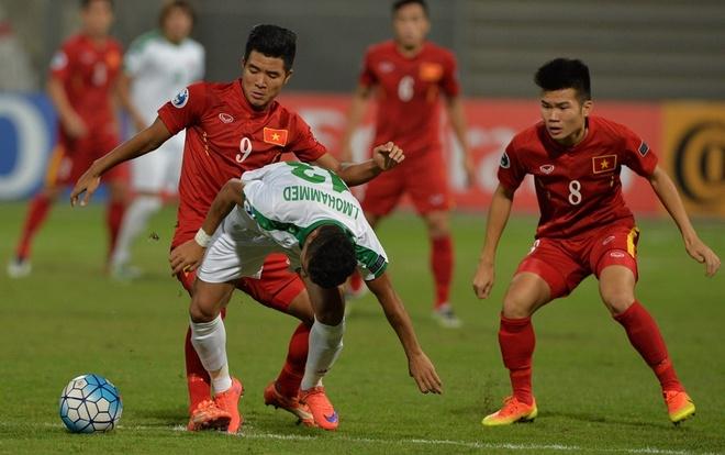 U19 Viet Nam vs U19 Nhat Ban anh 2