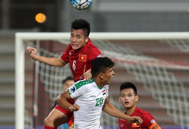 U19 Viet Nam vs U19 Nhat Ban anh 3