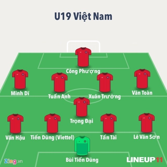 U19 Viet Nam vs U19 Nhat Ban anh 9