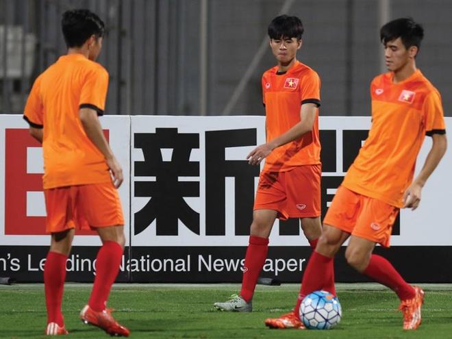 U19 Viet Nam vs U19 Nhat Ban anh 10