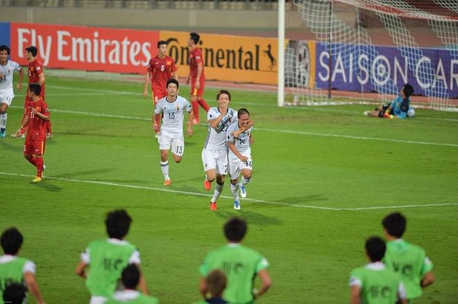 U19 Viet Nam vs U19 Nhat Ban anh 12